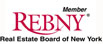 Real Estate Board of New York - Logo